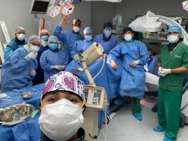 Cirugía de Vasos Vicerales y Endovascular